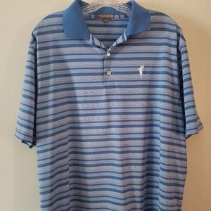 Peter Millar Summer Comfort Spanish Bay Polo Shirt